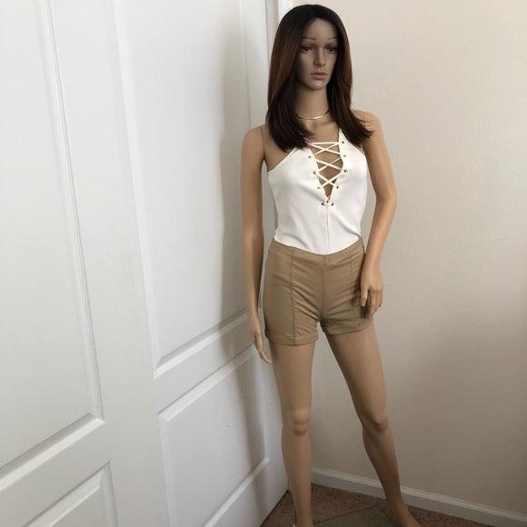 SO Pants - SO Khaki shorts size 0(Juniors)